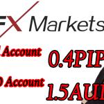 Myfx Marketsが最小スプレッドで事実上最強なんですが